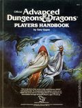 Advanced Dungeons and Dragons Players Handbook HC (1978 TSR) 1st Edition 1-REP
