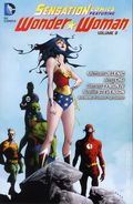 Sensation Comics Featuring Wonder Woman TPB (2015-2016 DC) 2-1ST