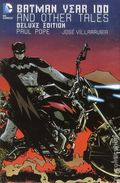 Batman Year One Hundred HC (2015 DC Deluxe Edition) Year 100 1-1ST