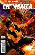 Star Wars Chewbacca (2015 Marvel) 1D