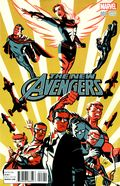 New Avengers (2015 4th Series) 1B