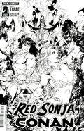 Red Sonja Conan (2015 Dynamite) 3C