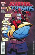 Deadpool vs. Thanos (2015) 3A