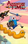 Adventure Time (2012 Kaboom) 45A