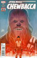 Star Wars Chewbacca (2015 Marvel) 1A