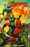 Uncanny Avengers (2015 Marvel 3rd Series) 1A