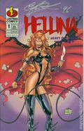 Hellina Heart of Thorns (1996) 1A-NUDESIGNED