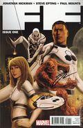 FF (2011 Marvel) 1A-DFSIGNED