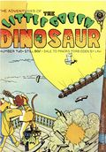 Adventures of the Little Green Dinosaur (1972 Last Gasp) 2
