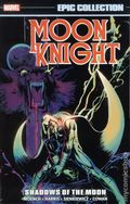 Moon Knight Shadows of the Moon TPB (2015 Marvel) Epic Collection 1-1ST