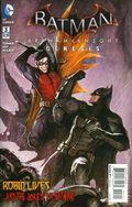 Batman Arkham Knight Genesis (2015) 3