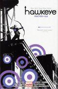 Hawkeye Omnibus HC (2015 Marvel) By Matt Fraction and David Aja 1-1ST