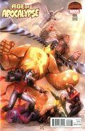 Age of Apocalypse (2015 Marvel) Secret Wars 5B