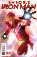 Invincible Iron Man (2015 2nd Series) 2C