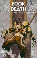Book of Death Fall of X-O Manowar (2015) 1A