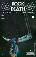 Book of Death Fall of X-O Manowar (2015) 1C