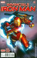 Invincible Iron Man (2015 2nd Series) 2A