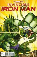 Invincible Iron Man (2015 2nd Series) 2B
