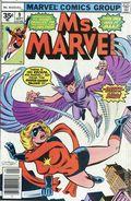 Ms. Marvel (1977 1st Series) 35 Cent Variant 9