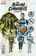 Howling Commandos of Shield (2015) 1D