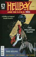 Hellboy and BPRD 1953 Phantom Hand and Kelpie (2015 Dark Horse) 1