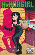 Henchgirl (2015 Scout Comics) 1