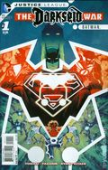 Justice League Darkseid War Batman (2015) 1A