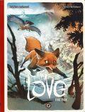 Love The Fox HC (2015 Magnetic Press) 1-1ST