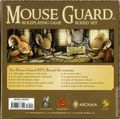 Mouse Guard Roleplaying Game HC (2015 Boom Studios) 2nd Edition SET#1
