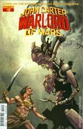 John Carter Warlord of Mars (2014 Dynamite) 12D
