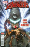 New Avengers (2015 4th Series) 2A