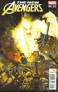 New Avengers (2015 4th Series) 2B