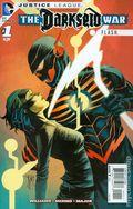 Justice League Darkseid War Flash (2015) 1A