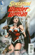 Sensation Comics Featuring Wonder Woman (2014) 16