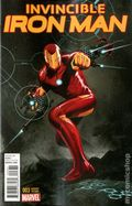Invincible Iron Man (2015 2nd Series) 3B