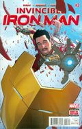 Invincible Iron Man (2015 2nd Series) 3A