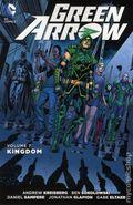Green Arrow TPB (2012-2016 DC Comics The New 52) 7-1ST