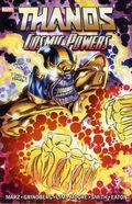 Thanos Cosmic Powers TPB (2015 Marvel) 1-1ST