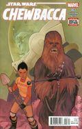 Star Wars Chewbacca (2015 Marvel) 3