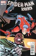 Spider-Man 2099 (2015 3rd Series) 3B