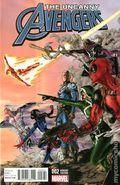 Uncanny Avengers (2015 Marvel 3rd Series) 2B