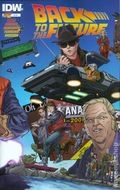 Back to the Future (2015 IDW) 2A