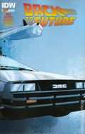 Back to the Future (2015 IDW) 2SUBA