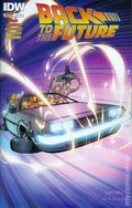 Back to the Future (2015 IDW) 2SUBB