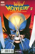 All New Wolverine (2015) 1A