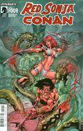 Red Sonja Conan (2015 Dynamite) 4B