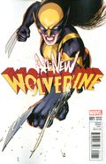 All New Wolverine (2015) 1B