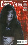 Star Wars Darth Vader (2015 Marvel) 6B