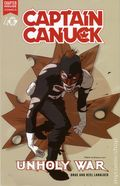 Captain Canuck Unholy War TPB (2015 Chapter House) 1-1ST
