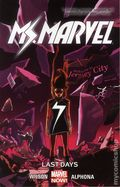 Ms. Marvel TPB (2014-2016 Marvel NOW) 4-1ST